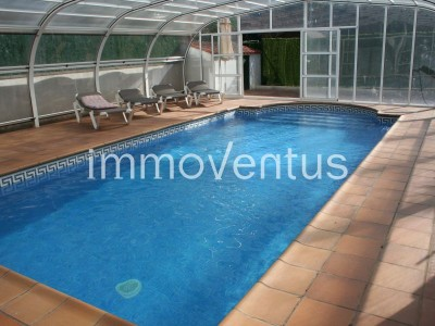 NOW -25.000'- €! House for sale in Mont-ras: 1,000 m2 plot + covered pool