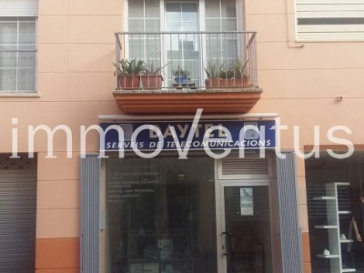 Commercial premises for rent in Palamós.