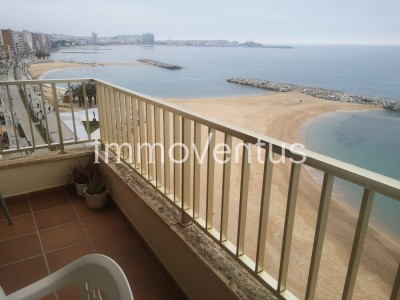 Apartment for rent on the seafront in Sant antoni de Calomge