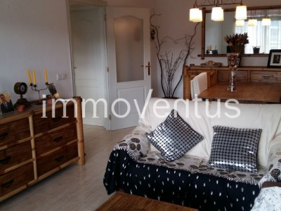 Apartment of more than 100 m2 + terrace + double parking + garden + pool...